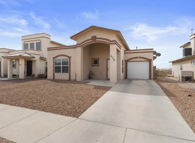 14136 Volcanic Rock Drive, El Paso, TX 79938 (MLS #843886) :: Preferred Closing Specialists