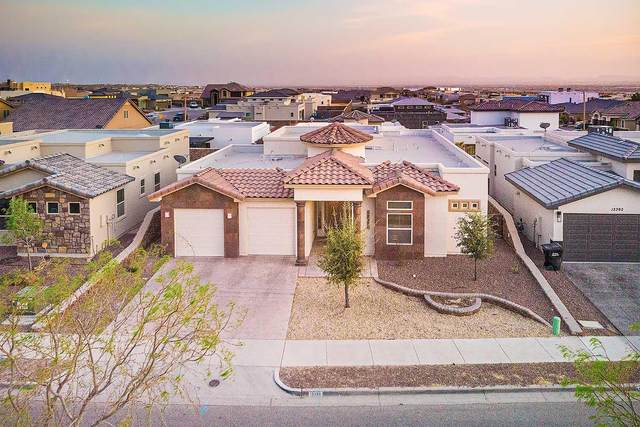 12398 Stansbury Drive, El Paso, TX 79928 (MLS #843898) :: Summus Realty