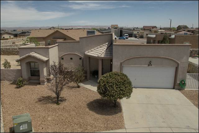 608 Cactus Creek Place, Horizon City, TX 79928 (MLS #843899) :: The Matt Rice Group