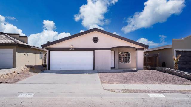 14306 Spanish Point Drive, El Paso, TX 79938 (MLS #843911) :: Preferred Closing Specialists
