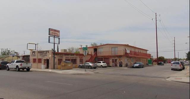 6700 Alameda Avenue, El Paso, TX 79905 (MLS #843914) :: Summus Realty