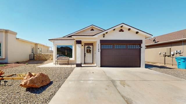 11140 Eleanor Coldwell Lane, Socorro, TX 79927 (MLS #843922) :: Preferred Closing Specialists