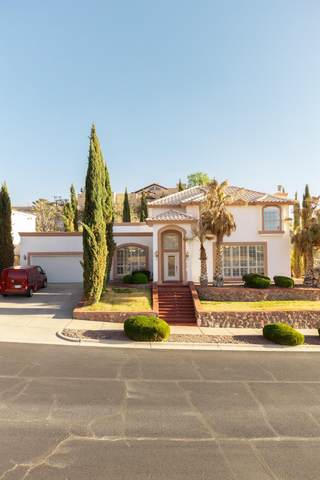 5528 Ventana Del Sol Drive, El Paso, TX 79912 (MLS #843929) :: Preferred Closing Specialists