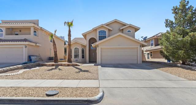 3097 Tierra Humeda Drive, El Paso, TX 79938 (MLS #843932) :: Jackie Stevens Real Estate Group brokered by eXp Realty