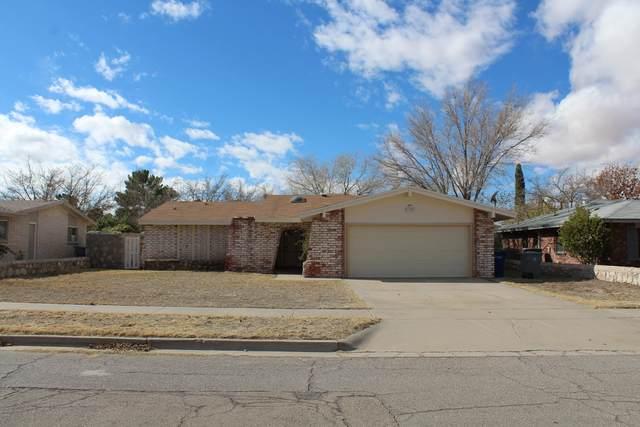 4120 Siete Leguas Road, El Paso, TX 79922 (MLS #843941) :: Summus Realty