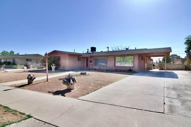 6004 Alcalde Street, El Paso, TX 79912 (MLS #843945) :: Preferred Closing Specialists