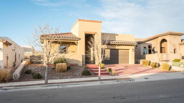 7385 Skyrocket Drive, El Paso, TX 79911 (MLS #843949) :: Preferred Closing Specialists