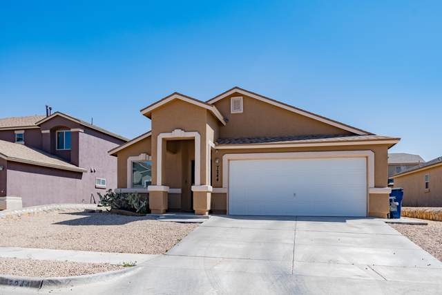 7244 Dust Storm Lane, El Paso, TX 79934 (MLS #843950) :: Summus Realty