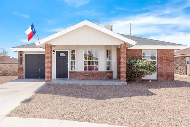 505 Velia Court, Horizon City, TX 79928 (MLS #843953) :: The Matt Rice Group