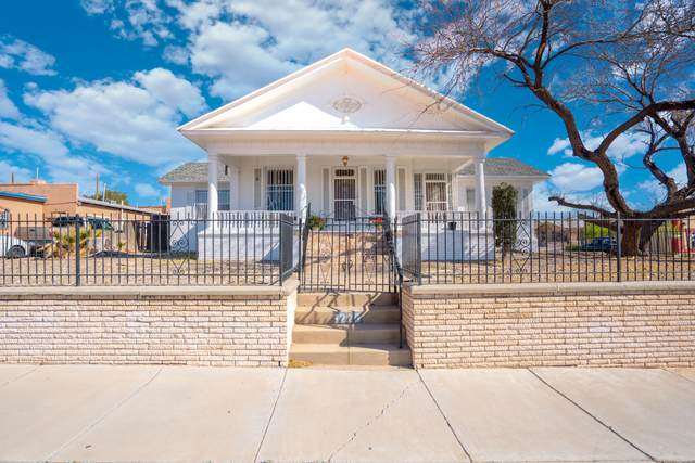 3225 Fort Boulevard, El Paso, TX 79930 (MLS #843956) :: Preferred Closing Specialists