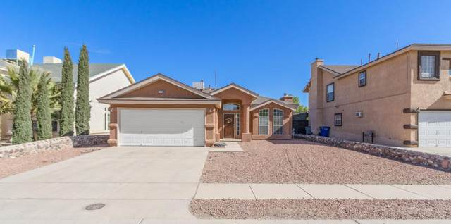 325 Rio Dulce Avenue, El Paso, TX 79932 (MLS #843964) :: Preferred Closing Specialists