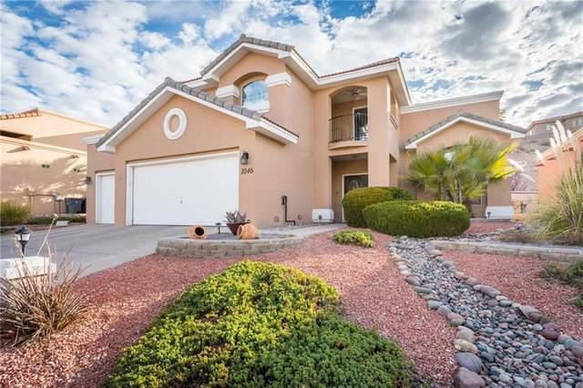 1046 Calle Milagro Drive, El Paso, TX 79912 (MLS #843965) :: Summus Realty