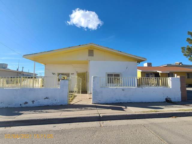 135 Presa Place, El Paso, TX 79907 (MLS #843966) :: Mario Ayala Real Estate Group