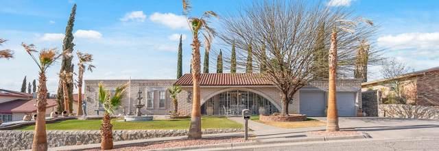 10605 Vista Alegre Drive, El Paso, TX 79935 (MLS #843976) :: Summus Realty