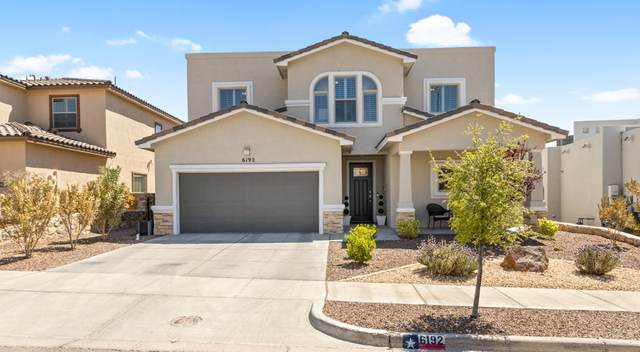 6192 Tranquil Desert Drive, El Paso, TX 79912 (MLS #843977) :: Preferred Closing Specialists