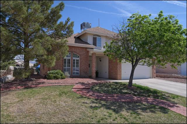 7347 Luz De Villa Court, El Paso, TX 79912 (MLS #843986) :: Jackie Stevens Real Estate Group brokered by eXp Realty