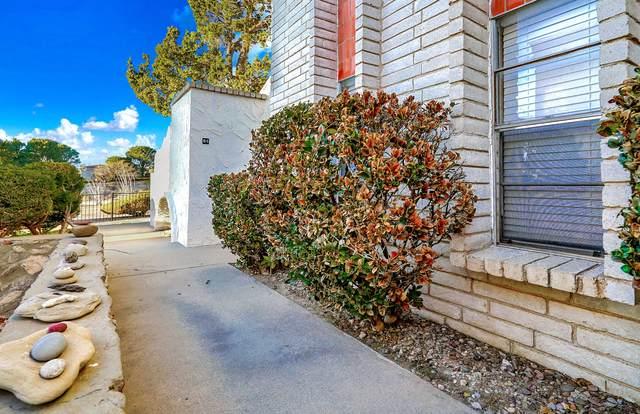 6201 Escondido 16 E, El Paso, TX 79912 (MLS #843989) :: Jackie Stevens Real Estate Group brokered by eXp Realty