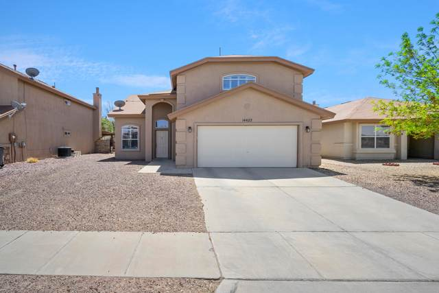 14422 Smokey Point Drive, El Paso, TX 79938 (MLS #843990) :: Jackie Stevens Real Estate Group brokered by eXp Realty