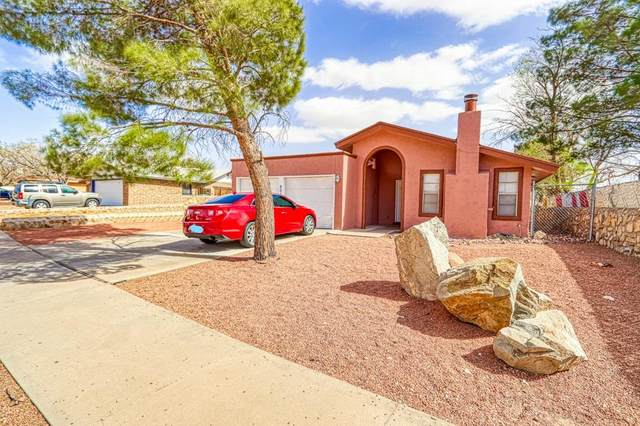 804 Centennial Drive, El Paso, TX 79912 (MLS #843992) :: Jackie Stevens Real Estate Group brokered by eXp Realty