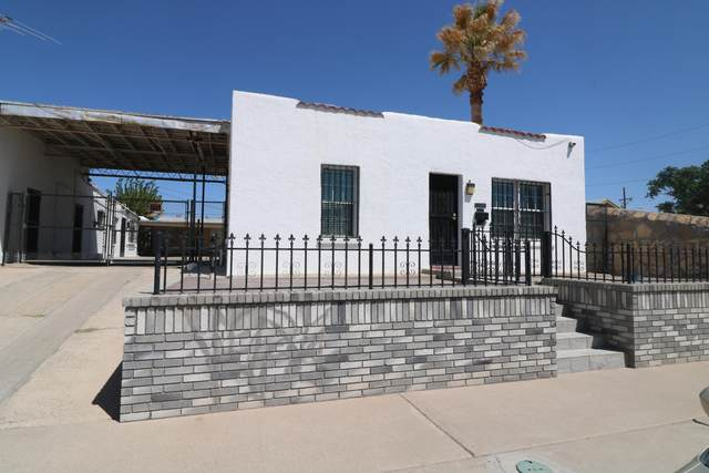 5427 Rosa Ave Avenue, El Paso, TX 79905 (MLS #843993) :: Jackie Stevens Real Estate Group brokered by eXp Realty