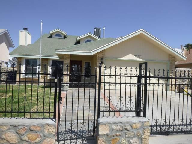 11367 Lake Ontario Drive, El Paso, TX 79936 (MLS #843994) :: The Matt Rice Group