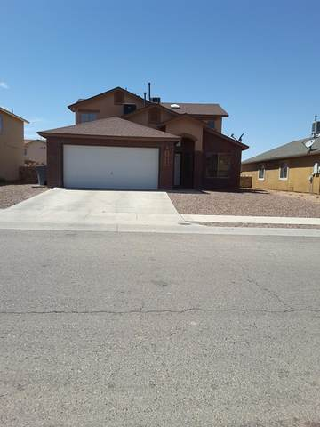 11969 Mesquite Miel Drive, El Paso, TX 79934 (MLS #843995) :: Jackie Stevens Real Estate Group brokered by eXp Realty