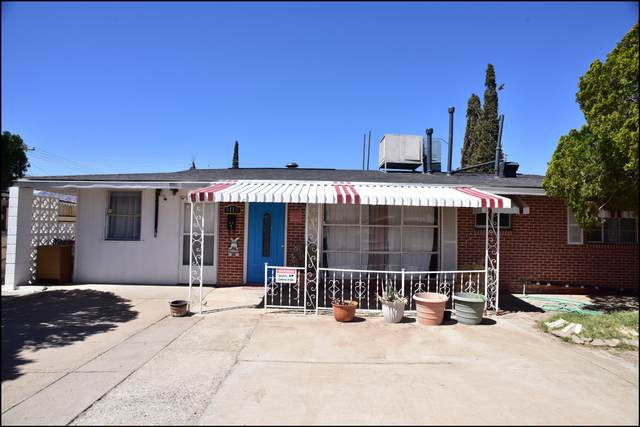 9115 Mount Olympus Drive, El Paso, TX 79924 (MLS #843996) :: The Matt Rice Group
