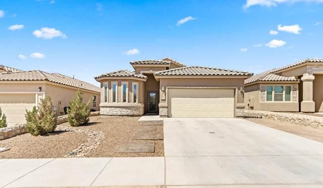 327 Covington Ridge Way, El Paso, TX 79928 (MLS #844000) :: The Matt Rice Group