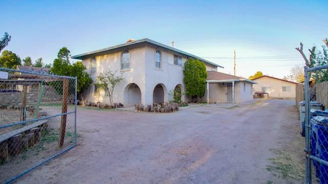218 Fresno Drive, El Paso, TX 79915 (MLS #844002) :: Preferred Closing Specialists