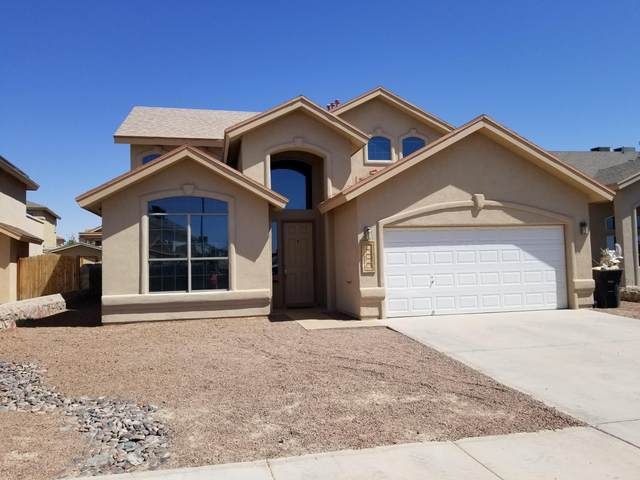 13313 New Britton Drive, El Paso, TX 79928 (MLS #844005) :: Summus Realty