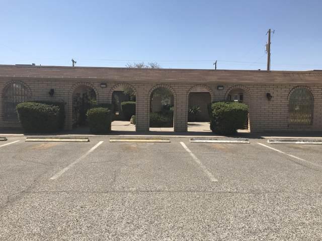 3711 Admiral Street, El Paso, TX 79925 (MLS #844008) :: Summus Realty