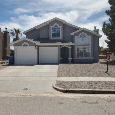 7332 Desierto Azul Drive, El Paso, TX 79912 (MLS #844009) :: The Matt Rice Group