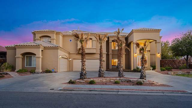 6364 La Posta Drive, El Paso, TX 79912 (MLS #844012) :: Preferred Closing Specialists
