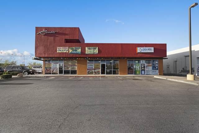 3351 George Dieter Drive D, El Paso, TX 79936 (MLS #844013) :: Summus Realty