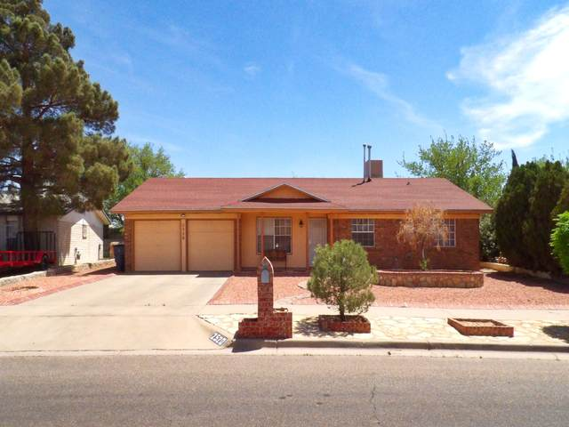 2520 Anise Drive, El Paso, TX 79936 (MLS #844034) :: Mario Ayala Real Estate Group