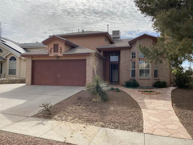1460 Sara Danielle Place, El Paso, TX 79936 (MLS #844038) :: Mario Ayala Real Estate Group