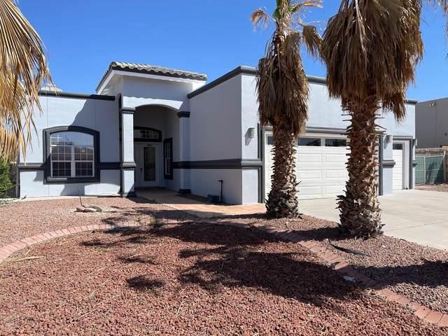 12277 Kit Carson Drive, El Paso, TX 79936 (MLS #844042) :: Preferred Closing Specialists