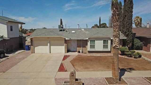 1505 Phil Gibbs Drive, El Paso, TX 79936 (MLS #844045) :: Preferred Closing Specialists