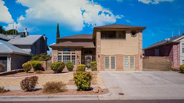 1909 Polly Harris Drive, El Paso, TX 79936 (MLS #844047) :: Preferred Closing Specialists