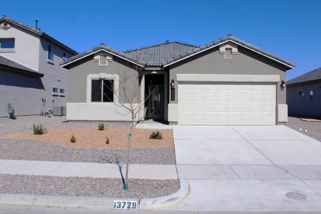 12935 Aberdare Drive, El Paso, TX 79928 (MLS #844048) :: Preferred Closing Specialists