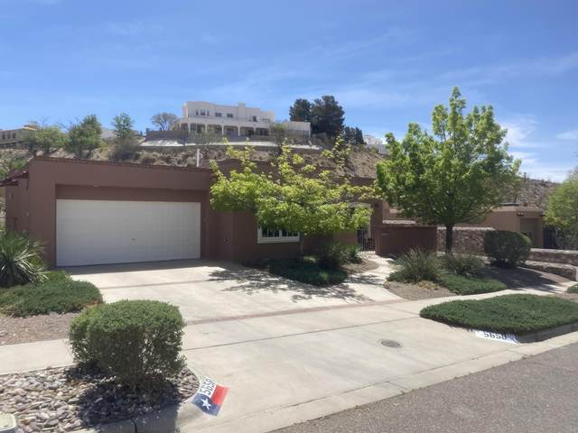 5658 Burning Tree Drive, El Paso, TX 79912 (MLS #844052) :: Preferred Closing Specialists