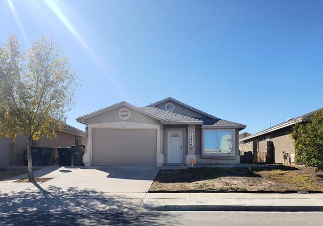 12936 Enrique Gomez Lane, El Paso, TX 79938 (MLS #844053) :: Preferred Closing Specialists
