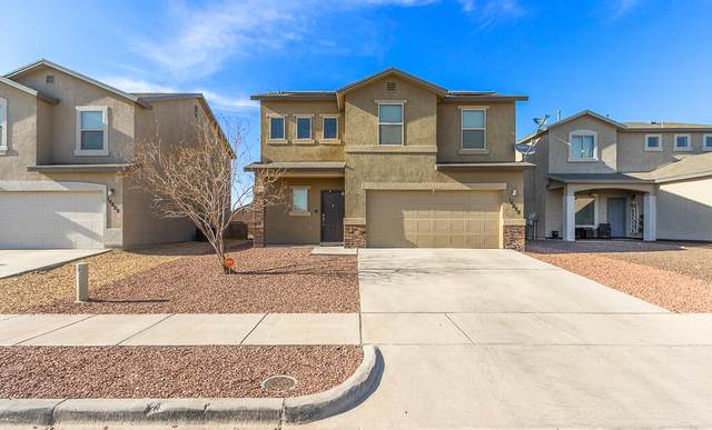14829 Ava Leigh, El Paso, TX 79938 (MLS #844054) :: Preferred Closing Specialists