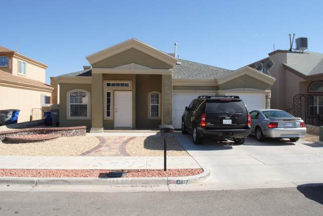 10812 Walden Pond Street, El Paso, TX 79924 (MLS #844055) :: Preferred Closing Specialists