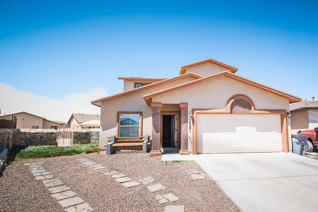 14361 Wood Sugar Court, El Paso, TX 79938 (MLS #844059) :: Preferred Closing Specialists