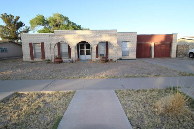 14865 Holden Road, Horizon City, TX 79928 (MLS #844064) :: Preferred Closing Specialists