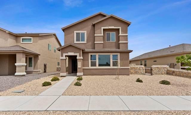 2156 Thomas Lackland Street, El Paso, TX 79938 (MLS #844068) :: The Matt Rice Group