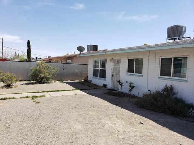 7542 Corozal Drive, El Paso, TX 79915 (MLS #844072) :: Preferred Closing Specialists