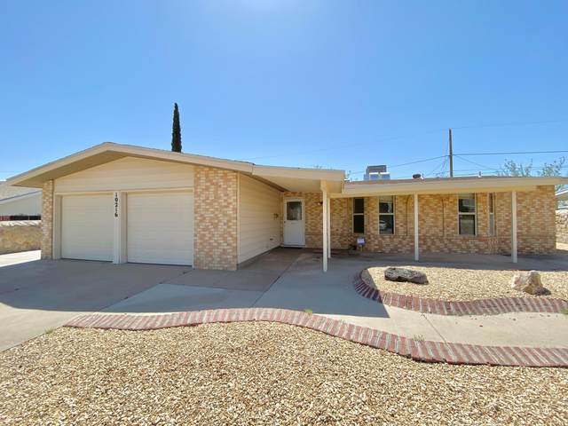 10216 Aggie Court, El Paso, TX 79924 (MLS #844084) :: Preferred Closing Specialists