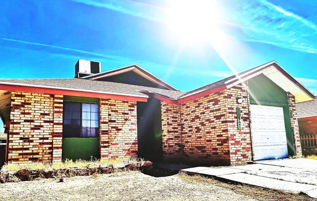 11921 Diego Rivera Drive, El Paso, TX 79936 (MLS #844086) :: Mario Ayala Real Estate Group